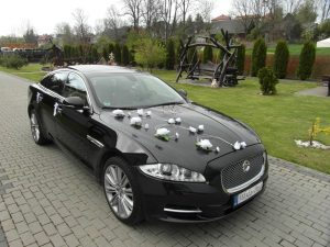Jaguar XJ Kraków
